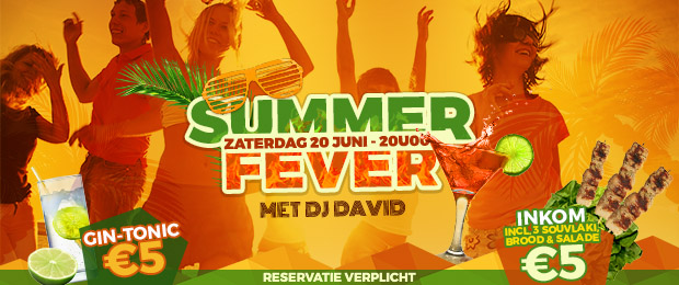 Summer Fever Party